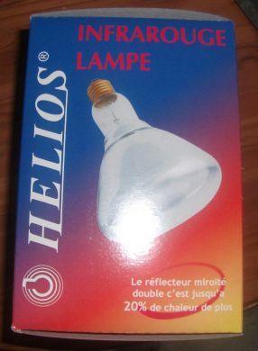 INFARED LAMP 250W