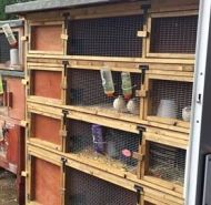 Fosters Multipurpose Hutch